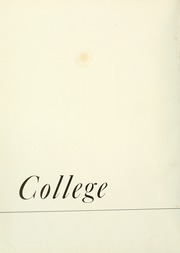 Page 12, 1939 Edition, Indiana University of Pennsylvania - Oak Yearbook / INSTANO Yearbook (Indiana, PA) online yearbook collection