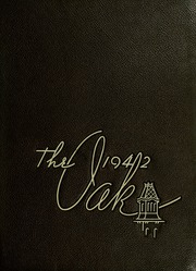 Indiana University of Pennsylvania - Oak Yearbook / INSTANO Yearbook (Indiana, PA) online yearbook collection, 1942 Edition, Page 1