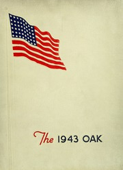 Indiana University of Pennsylvania - Oak Yearbook / INSTANO Yearbook (Indiana, PA) online yearbook collection, 1943 Edition, Page 1