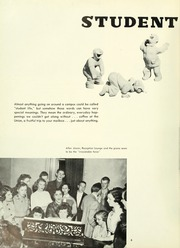 Page 10, 1953 Edition, Indiana University of Pennsylvania - Oak Yearbook / INSTANO Yearbook (Indiana, PA) online yearbook collection