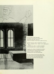 Page 11, 1957 Edition, Indiana University of Pennsylvania - Oak Yearbook / INSTANO Yearbook (Indiana, PA) online yearbook collection
