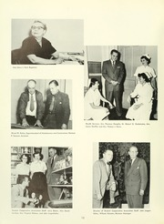 Page 16, 1957 Edition, Indiana University of Pennsylvania - Oak Yearbook / INSTANO Yearbook (Indiana, PA) online yearbook collection