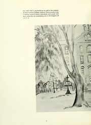 Page 6, 1957 Edition, Indiana University of Pennsylvania - Oak Yearbook / INSTANO Yearbook (Indiana, PA) online yearbook collection
