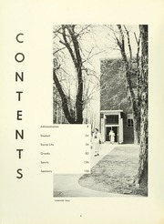 Page 8, 1957 Edition, Indiana University of Pennsylvania - Oak Yearbook / INSTANO Yearbook (Indiana, PA) online yearbook collection