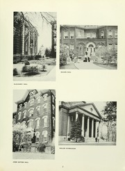 Page 9, 1957 Edition, Indiana University of Pennsylvania - Oak Yearbook / INSTANO Yearbook (Indiana, PA) online yearbook collection