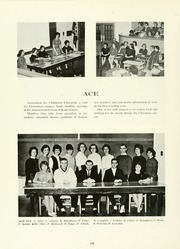 Page 180, 1962 Edition, Indiana University of Pennsylvania - Oak Yearbook / INSTANO Yearbook (Indiana, PA) online yearbook collection