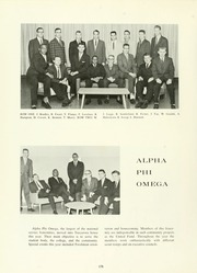 Page 182, 1962 Edition, Indiana University of Pennsylvania - Oak Yearbook / INSTANO Yearbook (Indiana, PA) online yearbook collection