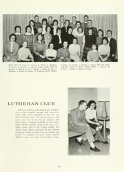 Page 185, 1962 Edition, Indiana University of Pennsylvania - Oak Yearbook / INSTANO Yearbook (Indiana, PA) online yearbook collection