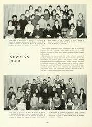 Page 186, 1962 Edition, Indiana University of Pennsylvania - Oak Yearbook / INSTANO Yearbook (Indiana, PA) online yearbook collection