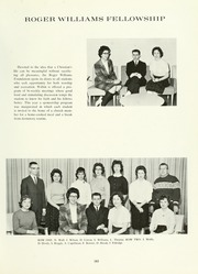 Page 187, 1962 Edition, Indiana University of Pennsylvania - Oak Yearbook / INSTANO Yearbook (Indiana, PA) online yearbook collection