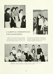 Page 191, 1962 Edition, Indiana University of Pennsylvania - Oak Yearbook / INSTANO Yearbook (Indiana, PA) online yearbook collection