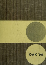 Page 1, 1966 Edition, Indiana University of Pennsylvania - Oak Yearbook / INSTANO Yearbook (Indiana, PA) online yearbook collection