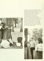 Page 10, 1966 Edition, Indiana University of Pennsylvania - Oak Yearbook / INSTANO Yearbook (Indiana, PA) online yearbook collection
