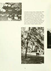 Page 14, 1966 Edition, Indiana University of Pennsylvania - Oak Yearbook / INSTANO Yearbook (Indiana, PA) online yearbook collection