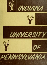 Indiana University of Pennsylvania - Oak Yearbook / INSTANO Yearbook (Indiana, PA) online yearbook collection, 1970 Edition, Page 1