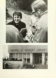 Page 15, 1970 Edition, Indiana University of Pennsylvania - Oak Yearbook / INSTANO Yearbook (Indiana, PA) online yearbook collection