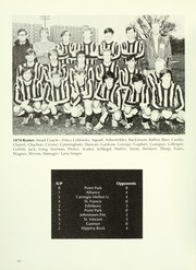 Page 230, 1971 Edition, Indiana University of Pennsylvania - Oak Yearbook / INSTANO Yearbook (Indiana, PA) online yearbook collection
