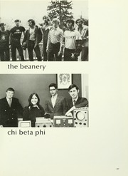 Page 317, 1971 Edition, Indiana University of Pennsylvania - Oak Yearbook / INSTANO Yearbook (Indiana, PA) online yearbook collection