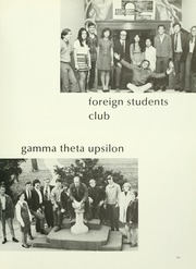 Page 323, 1971 Edition, Indiana University of Pennsylvania - Oak Yearbook / INSTANO Yearbook (Indiana, PA) online yearbook collection