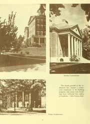 Page 16, 1975 Edition, Indiana University of Pennsylvania - Oak Yearbook / INSTANO Yearbook (Indiana, PA) online yearbook collection