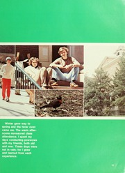 Page 17, 1981 Edition, Indiana University of Pennsylvania - Oak Yearbook / INSTANO Yearbook (Indiana, PA) online yearbook collection