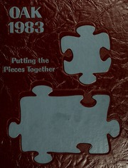 1983 Edition, Indiana University of Pennsylvania - Oak Yearbook / INSTANO Yearbook (Indiana, PA)