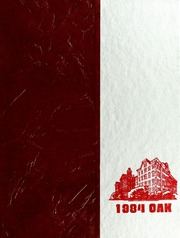 1984 Edition, Indiana University of Pennsylvania - Oak Yearbook / INSTANO Yearbook (Indiana, PA)