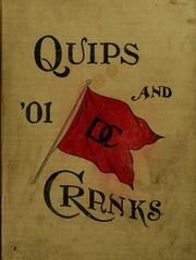 Davidson College - Quips and Cranks Yearbook (Davidson, NC) online yearbook collection, 1901 Edition, Page 1