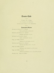 Page 199, 1907 Edition, Davidson College - Quips and Cranks Yearbook (Davidson, NC) online yearbook collection