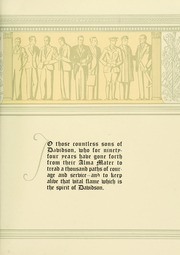 Page 15, 1929 Edition, Davidson College - Quips and Cranks Yearbook (Davidson, NC) online yearbook collection