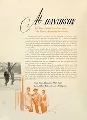 Page 8, 1941 Edition, Davidson College - Quips and Cranks Yearbook (Davidson, NC) online yearbook collection