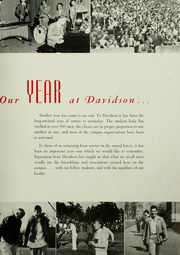Page 11, 1947 Edition, Davidson College - Quips and Cranks Yearbook (Davidson, NC) online yearbook collection