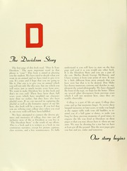 Page 12, 1952 Edition, Davidson College - Quips and Cranks Yearbook (Davidson, NC) online yearbook collection