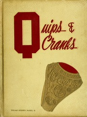 Davidson College - Quips and Cranks Yearbook (Davidson, NC) online yearbook collection, 1953 Edition, Page 1