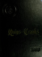 Page 1, 1956 Edition, Davidson College - Quips and Cranks Yearbook (Davidson, NC) online yearbook collection