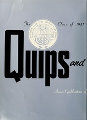 Page 6, 1957 Edition, Davidson College - Quips and Cranks Yearbook (Davidson, NC) online yearbook collection
