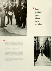 Page 10, 1959 Edition, Davidson College - Quips and Cranks Yearbook (Davidson, NC) online yearbook collection