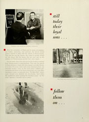 Page 11, 1959 Edition, Davidson College - Quips and Cranks Yearbook (Davidson, NC) online yearbook collection