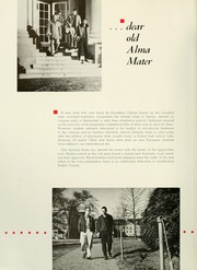 Page 8, 1959 Edition, Davidson College - Quips and Cranks Yearbook (Davidson, NC) online yearbook collection