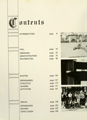 Page 10, 1964 Edition, Davidson College - Quips and Cranks Yearbook (Davidson, NC) online yearbook collection