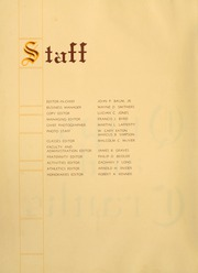 Page 6, 1964 Edition, Davidson College - Quips and Cranks Yearbook (Davidson, NC) online yearbook collection