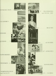 Page 7, 1965 Edition, Davidson College - Quips and Cranks Yearbook (Davidson, NC) online yearbook collection