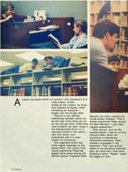Page 16, 1982 Edition, Davidson College - Quips and Cranks Yearbook (Davidson, NC) online yearbook collection