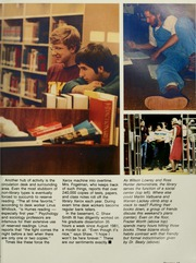 Page 17, 1982 Edition, Davidson College - Quips and Cranks Yearbook (Davidson, NC) online yearbook collection