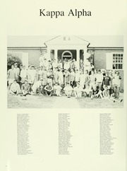 Page 18, 1987 Edition, Davidson College - Quips and Cranks Yearbook (Davidson, NC) online yearbook collection