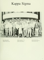 Page 19, 1987 Edition, Davidson College - Quips and Cranks Yearbook (Davidson, NC) online yearbook collection