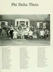Page 21, 1987 Edition, Davidson College - Quips and Cranks Yearbook (Davidson, NC) online yearbook collection