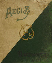 Page 1, 1894 Edition, Dartmouth College - Aegis Yearbook (Hanover, NH) online yearbook collection
