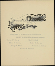 Page 10, 1894 Edition, Dartmouth College - Aegis Yearbook (Hanover, NH) online yearbook collection
