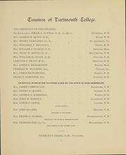 Page 14, 1894 Edition, Dartmouth College - Aegis Yearbook (Hanover, NH) online yearbook collection